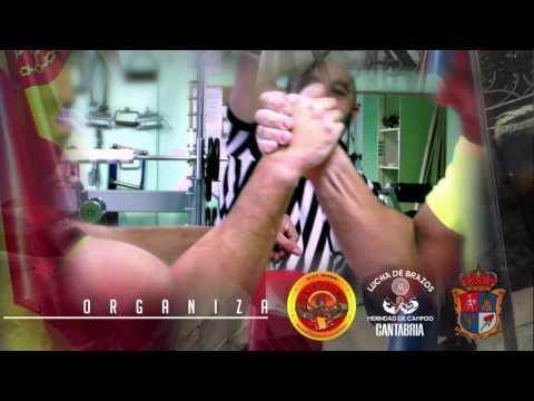 Copa de España de Lucha de Brazos (28 de Noviembre, Reinosa)