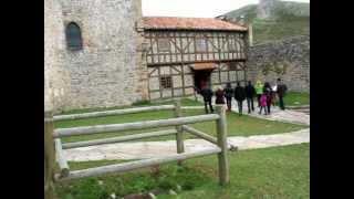 El Castillo de Argüeso (Hermandad de Campoo de Suso)