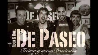 'El último bar', tema del disco 39200 del grupo De Paseo