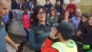 Entrevista a Leticia Laguna, agente de la Guardia Civil en Reinosa