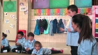 Entusiamat infantil-Colegio San José Reinosa