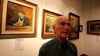 Exposición de Emilio Jorrín en la Casona de Reinosa