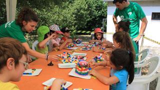 Fiesta de los Centros de Visitantes en Pesquera