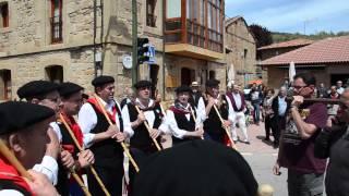 Fiesta de San Isidro en Valderredible (2014)