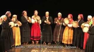 Escuela de Folclore de Fresno del Río (Gala fin de curso 2015)