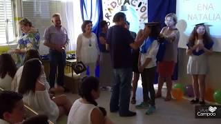 Graduación de los alumnos de 6º Primaria del CEIP Casimiro Sainz de Matamorosa