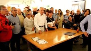 Homenaje filatélico al Desfile de Carrozas Artísticas de Reinosa