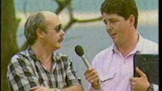 Charly Charlón entrevista a Ibio en 1986