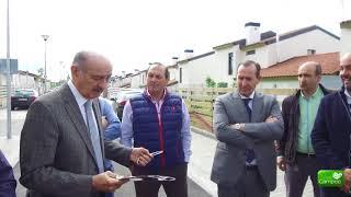 Inauguración de la segunda fase de las viviendas de protección de Requejo