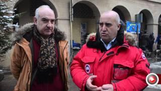 El jurado del Concurso de Ollas Ferroviarias de San Sebastián (Reinosa 2015)