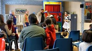La Casa de Cultura de Reinosa celebró su XIII Jornada de Cuentacuentos