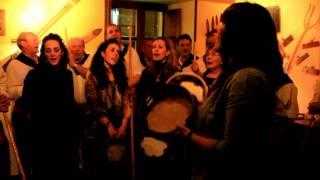 El Liguerucu y El Mimbral (Café-Bar El Espolón 2013)