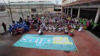 LIPDUB del Colegio San José (Reinosa)