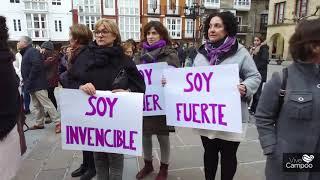Marcha 8 de Marzo, en apoyo a la igualdad de la mujer
