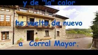Mi opción... volver a Corral Mayor