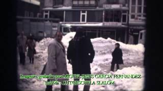 Nevada en Reinosa-Invierno 1977-1978