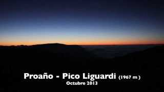Paisajes de Cantabria: De Proaño a Pico Liguardi