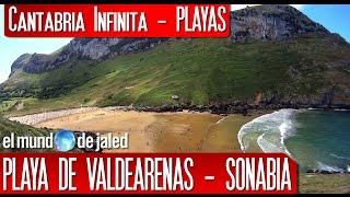 PLAYAS SALVAJES DE CANTABRIA |  Valdearenas - SONABIA