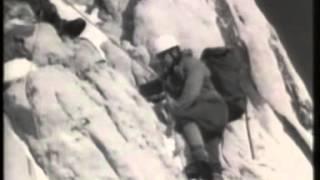 Rescate invernal en el Naranjo de Bulnes - Año 1970 -  Macizo Central de Picos de Europa