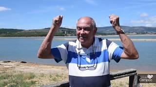 'Los resitentes del Pantano del Ebro'