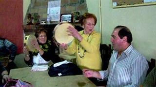 Santa Águeda 2011 en Matamorosa