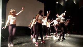 Solidaridad a ritmo de danza, moda, teatro y música
