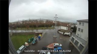 El time-lapse de una tormenta (Reinosa-Matamorosa)