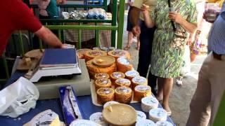 XIX Feria Internacional del Queso Artesano de Pesquera
